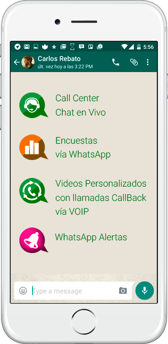whatsapp mensajes masivos