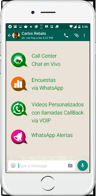 whatsapps masivos