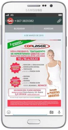 ConLaser, España