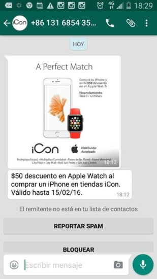 Icon, Distribuidor Apple